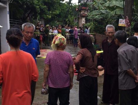 Hà Nội: Anh em ruột hỗn chiến kinh hoàng, 5 người thương vong