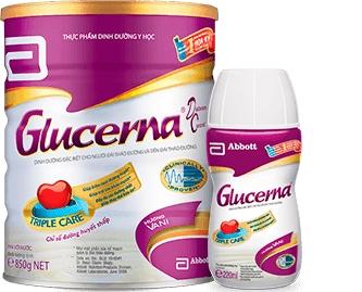 Glucerna: giai phap giup me bau kiem soat duong huyet on dinh suot thai ky