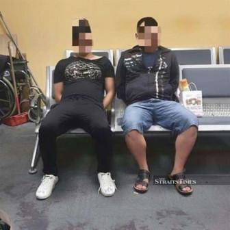 Du khách Trung Quốc hành hung, ăn cắp tại sân bay Malaysia, Thái Lan