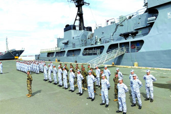 Mỹ tập trận chung với các nước ASEAN tại Biển Đông và Vịnh Thái Lan