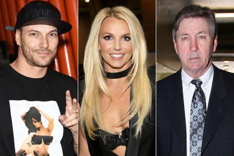 Chồng cũ của Britney Spears tố cha vợ bạo hành cháu trai