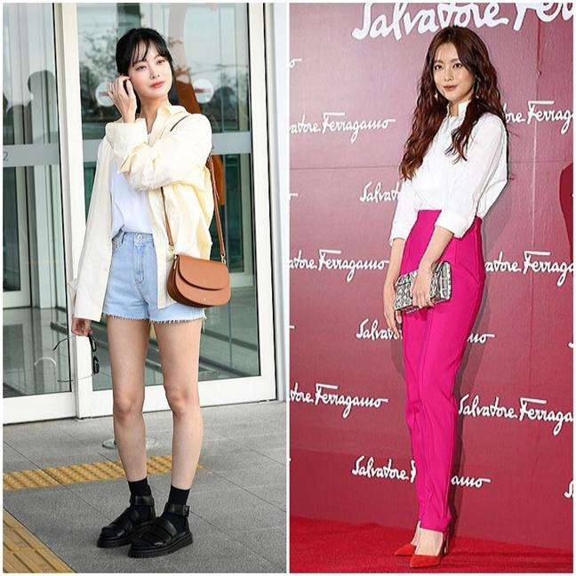 Nhan sac xinh dep cua nang bi nghi la 'tieu tam' xen giua Goo Hye Sun – Ahn Jae Hyun