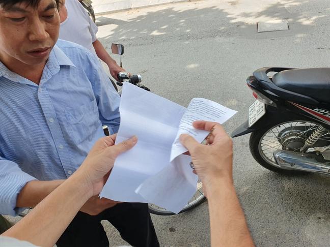 Vu chay Rang Dong, nguoi dan buc xuc truoc su im lang cua Q.Thanh Xuan