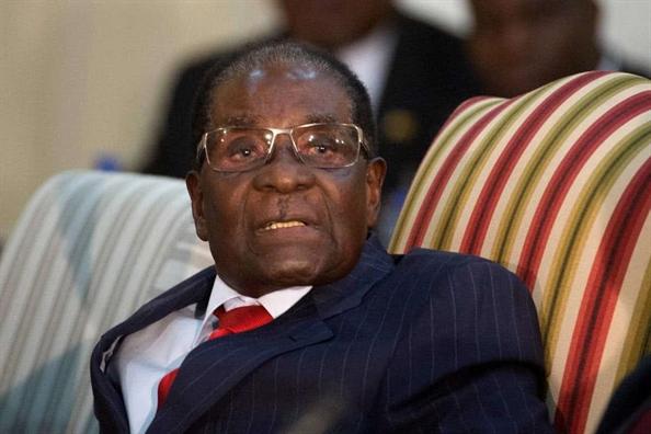 Nguoi khai sinh dat nuoc Zimbabwe qua doi