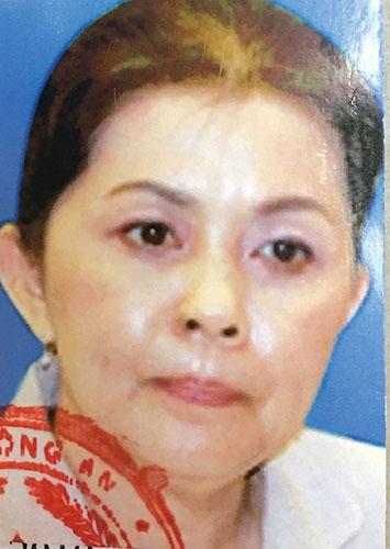 Truy na ba Dao Thi Huong Lan - nguyen giam doc So Tai chinh TP.HCM