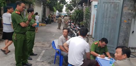 Bình Tân thông tin về vụ '2 người bị tạm giữ vì không mang chứng minh nhân dân'