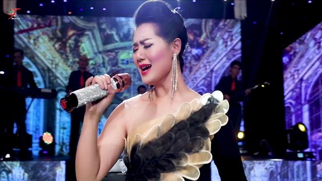 Ca si Trieu Trang chi gan 4 ti lam 9 album bolero