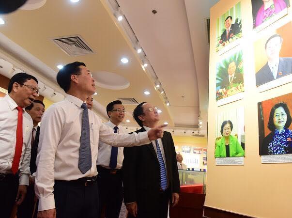Ong Vo Van Thuong: Di dau, lam gi, toi luon tu hao la sinh vien DH Khoa hoc Xa hoi va Nhan van