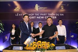 Dự án Airport New Center chính thức về tay Cường Thịnh Corp