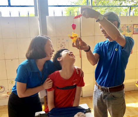 Tập đoàn Novaland góp phần tô đẹp ký ức tuổi thơ về một Trung thu ấm áp