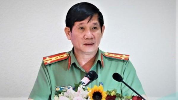Cach moi chuc vu trong Dang doi voi Giam doc Cong an tinh Dong Nai