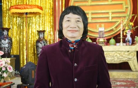 Clip: NSND Minh Vương cùng những trăn trở ngày giỗ Tổ sân khấu