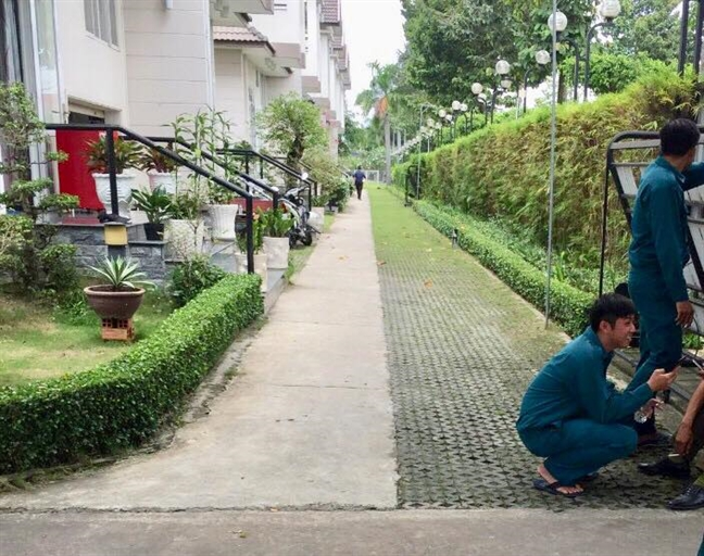 Nguoi dan ong nuoc ngoai chet trong khach san Tiamo Phu Thinh