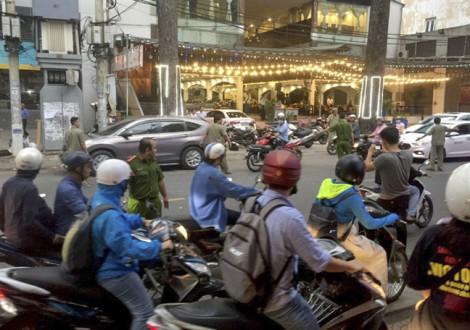 Khởi tố vụ chém lìa cánh tay người bán nước sâm ở Sài Gòn