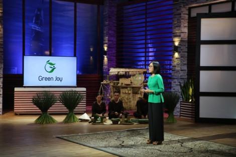 Nữ Founder làm ống hút cỏ khiến Shark Liên sẵn sàng ký séc ngay tại trường quay