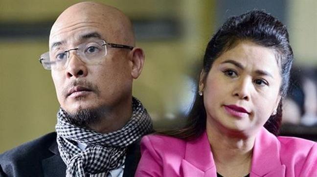Truoc phien phuc tham ly hon, ba Le Hoang Diep Thao kien nghi khong dua tin bat loi cho ba