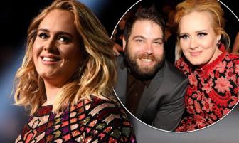 Adele chính thức nộp đơn ly hôn