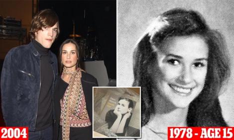 Chuyện chưa kể của Demi Moore: 15 tuổi bị hãm hiếp, sốc khi sảy thai
