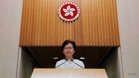 Trưởng đặc khu Hồng Kông hứa giải quyết vấn đề nhà ở và sinh kế cho người dân