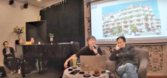 Nhạc sĩ Dương Thụ: 'Chúng ta chưa bao giờ được ở trong một ngôi nhà tử tế'