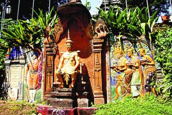 Đi Nam Vang, đừng…  cầu duyên ở chùa bà Phên!