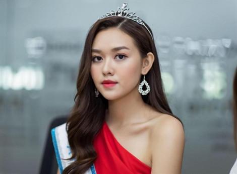 Thân hình 'mặc gì cũng đẹp' của đại diện Việt Nam tại Hoa hậu Quốc tế 2019