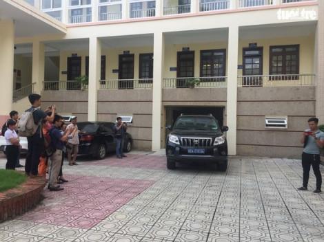 Bắt cựu trưởng phòng An ninh chính trị nội bộ Công an tỉnh Hòa Bình