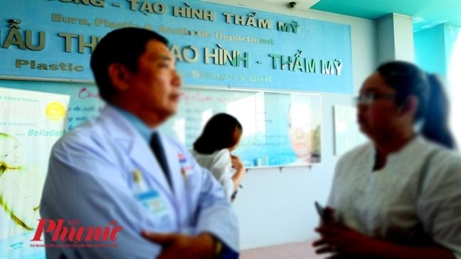 Thay gi qua cac sai pham keo dai tai Benh vien Trung Vuong?