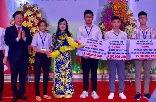 De nghi doi ten Truong DH Y Duoc TP.HCM thanh DH Suc khoe TP.HCM