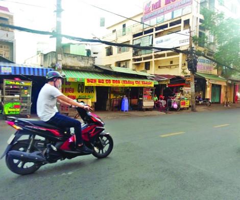 UBND quận Bình Thạnh khẳng định 'đòi đất chợ Bình Hòa là sai'