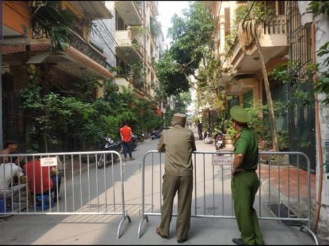 Một thanh niên nhảy từ tầng 4 tự tử sau khi đâm chết 2 nữ sinh