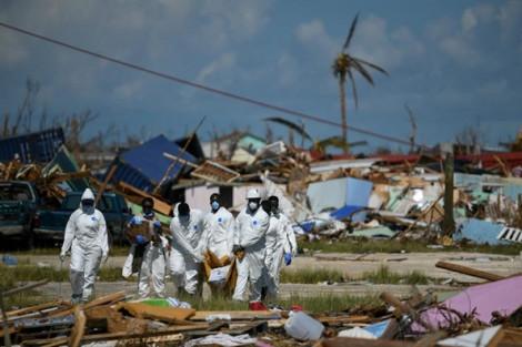 Hai tuần sau thảm họa bão Dorian, 3.000 người dân Bahamas vẫn mất tích