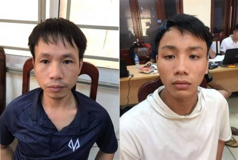 Bắt hai cổ động viên Nam Định bắn pháo sáng, đánh cảnh sát trên sân Hàng Đẫy