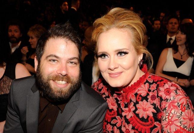 Adele va chong chia doi khoi tai san 180 trieu USD
