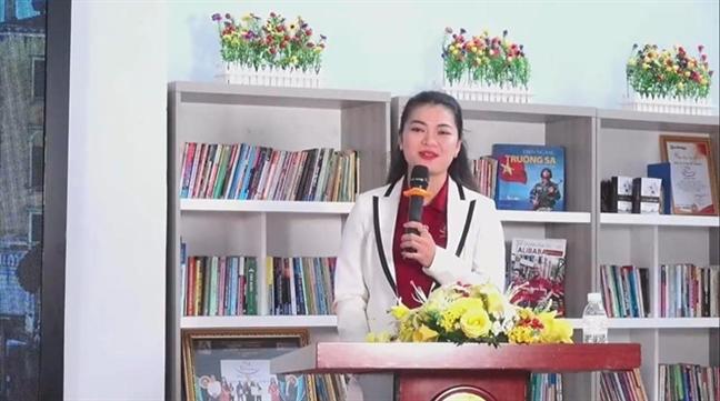 Trieu tap Pho Tong giam doc doi ngoai Cong ty Alibaba Huynh Thi Ngoc Nhu