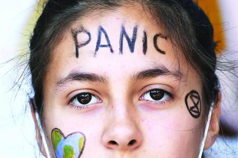 Giới trẻ mạnh mẽ lên tiếng về biến đổi khí hậu