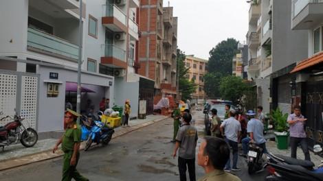 Khám xét Công ty địa ốc Chiến Binh Thép và chi nhánh Công ty Alibaba trên đường Đặng Văn Bi