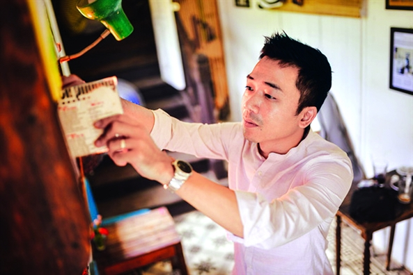 Nhac si Do Bao: Van co nhung dieu chang he doi thay, dung so hai