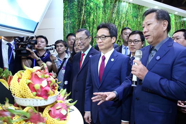 De nghi Trung Quoc khong lam phuc tap Bien Dong va giam nhap sieu cua Viet Nam