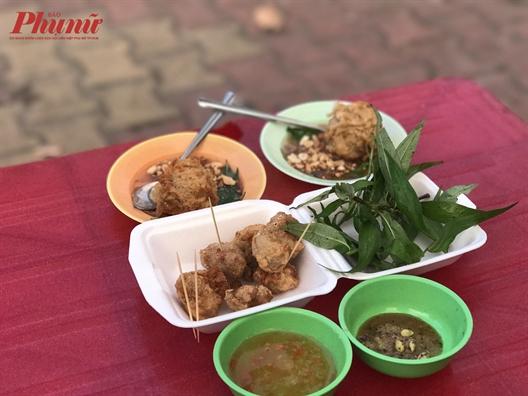 Ve Chau Doc, dung bo lo bao tu ca chien gion, dac san hap dan cua vung nay