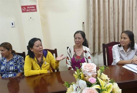 Lập nghiệp đoàn lao động nữ giúp việc nhà