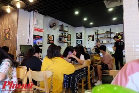 Ẩm thực Hàn Quốc giá sinh viên tại trung tâm quận 1