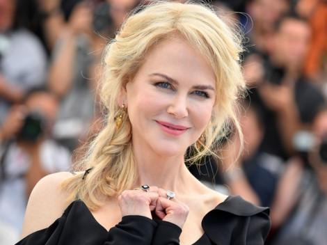 Nicole Kidman nỗ lực hàn gắn với con