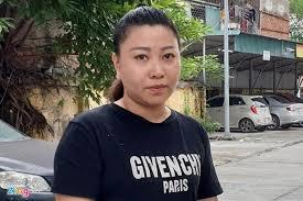 Dai uy lam loan san bay Le Thi Hien bi de xuat giang cap