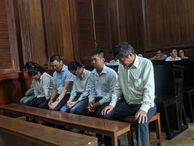Nguyen Minh Hung khai VN Pharma trung thau thuoc gia vao nhung benh vien nao?