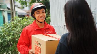 Dịch vụ giao hàng toàn quốc của Ninja Van trên GrabExpress tại Việt Nam