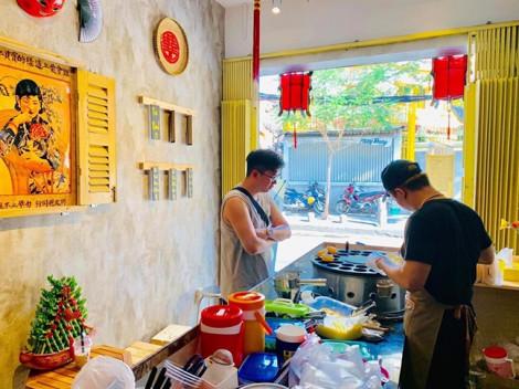Thương nhớ Đài Loan thì 'bỏ túi' ngay địa chỉ bánh nướng siêu hay này!