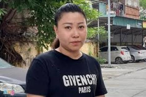 Đại úy làm loạn sân bay Lê Thị Hiền bị đề xuất giáng cấp
