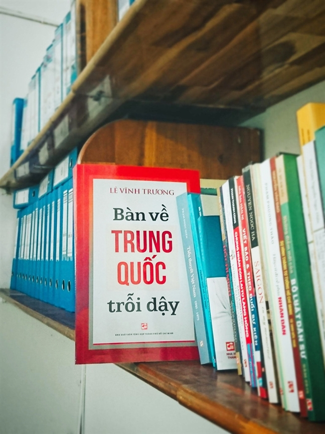 Ban ve Trung Quoc troi day