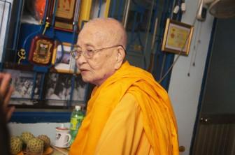 Ni trưởng Thích nữ Ngoạt Liên trụ trì Tịnh xá Ngọc Phương:  Về cõi Phật...